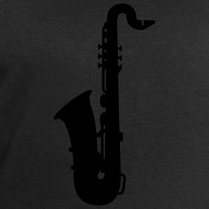 saxophone T-Shirts - Men's Sweatshirt by Stanley & Stella