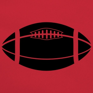 american football T-shirts - Retro-tas