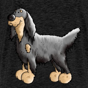 Sweet Gordon Setter Hoodies & Sweatshirts - Men's Premium T-Shirt