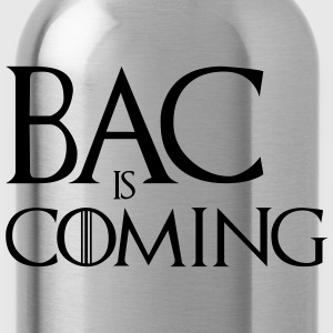 BAC is Coming Tee shirts - Gourde