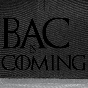 BAC is Coming Tee shirts - Casquette snapback