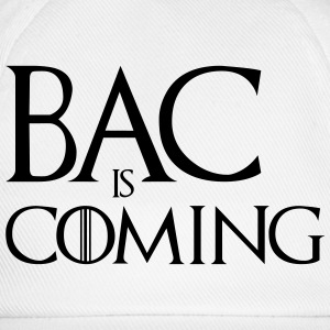 BAC is Coming Tee shirts - Casquette classique