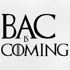 BAC is Coming Tee shirts - T-shirt Bébé