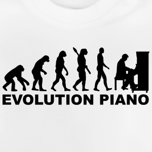 Evolution Piano T-Shirts - Baby T-Shirt