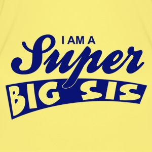 Super Big Sis Shirts - Women's Organic Tank Top
