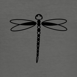 dragonfly Tassen & rugzakken - slim fit T-shirt