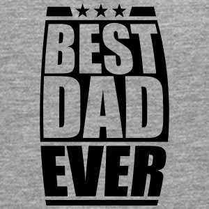 Best Dad Ever Cool Logo Design T-Shirts - Men's Premium Longsleeve Shirt