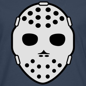 hockey mask T-Shirts - Men's Premium Longsleeve Shirt