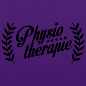 physiotherapie highschool tshirt T-Shirts - Stoffbeutel