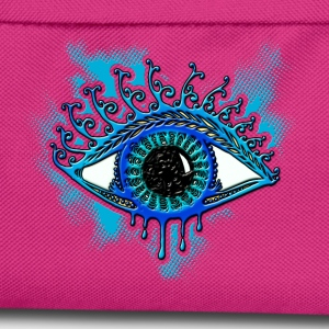 Eye, symbol protection, wisdom, healing & strength T-Shirts - Kids' Backpack