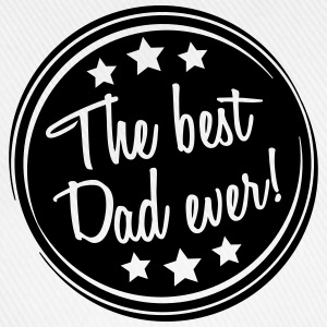 The Best Dad Ever Cool Design T-Shirts - Baseball Cap