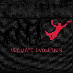 Ultimate Frisbee Evolution T-Shirts - Kinder Rucksack