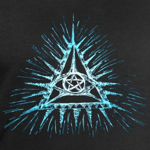 Eye of God, pentagram, frimurer, Triangle, visdom T-skjorter - Sweatshirts for menn fra Stanley & Stella