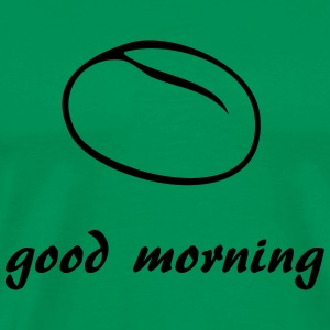 Good Morning Brötchen Tabliers - T-shirt Premium Homme