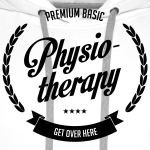 premium-basic-physiotherapy T-Shirts - Männer Premium Hoodie