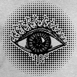 Eye, symbol protection, wisdom, healing & strength T-Shirts - Men's Sweatshirt by Stanley & Stella