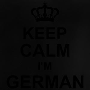 keep_calm_I'm_german_g1 Skjorter - Baby-T-skjorte