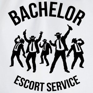 Bachelor Escort Service (Stag Party) T-Shirts - Drawstring Bag