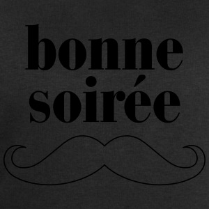 Bonne Soiree - Moustache T-Shirts - Men's Sweatshirt by Stanley & Stella