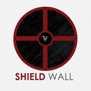 Vikings Shield Wall - Tablier de cuisine