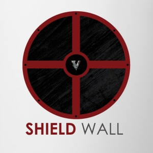 Vikings Shield Wall - Tasse