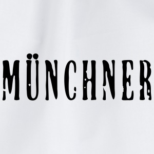 Münchner (1c) T-Shirts - Drawstring Bag