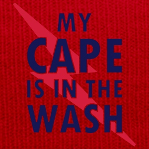 My cape is in the wash - Bonnet d'hiver