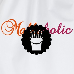 Malle-holic (2c) T-Shirts - Drawstring Bag