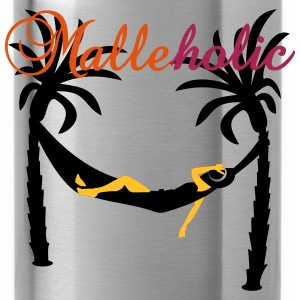 Malle-holic (2c) T-Shirts - Water Bottle
