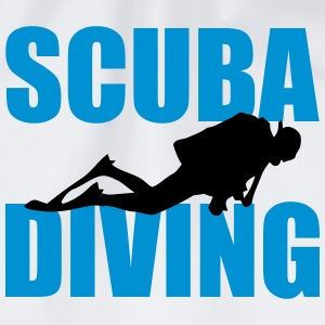 Scuba Diving T-shirts - Gymnastikpåse