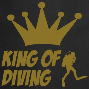 King of Diving Camisetas - Delantal de cocina