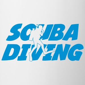 Scuba Diving T-shirts - Mok