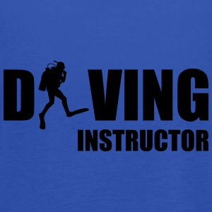 Diving Instructor Camisetas - Camiseta de tirantes mujer, de Bella