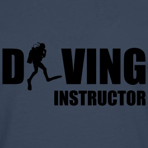 Diving Instructor Tee shirts - T-shirt manches longues Premium Homme