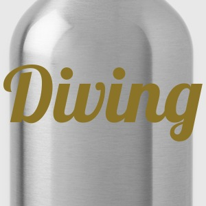 Diving Camisetas - Cantimplora
