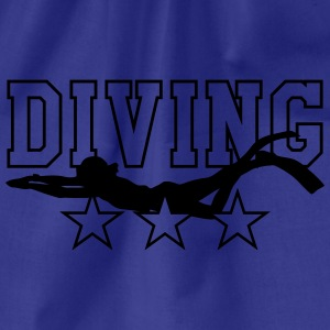 Diving  T-shirts - Gymtas