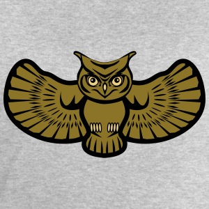 Fly OWL spread T-Shirts - Men's Sweatshirt by Stanley & Stella