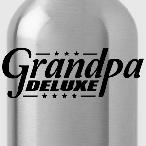 Bester Super Opa Deluxe T-Shirts - Trinkflasche