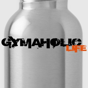 GYMAHOLIC Life  - Trinkflasche
