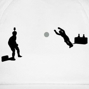 Tipp Kick Shot at goal T-Shirts - Baseball Cap