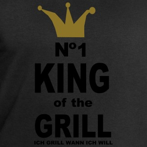 king of the grill - Männer Sweatshirt von Stanley & Stella