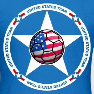 US soccer - football team Hoodies & Sweatshirts - Women's T-Shirt