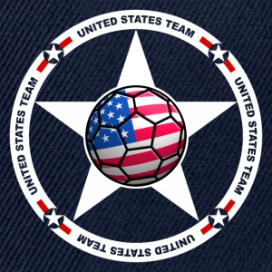 US soccer - football team Sweat-shirts - Casquette snapback
