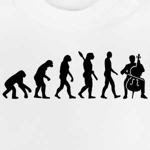 Evolution Cello T-Shirts - Baby T-Shirt