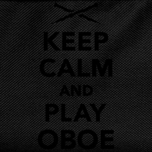 Keep calm and play Oboe T-Shirts - Kinder Rucksack