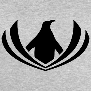 Penguin logo hipster swag sailor T-Shirts - Men's Sweatshirt by Stanley & Stella