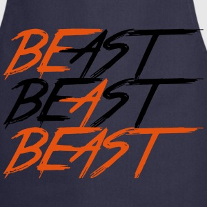 Be A Beast - Bodybuilding, Fitness, Crossfit  - Keukenschort