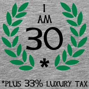 40 - 30 plus tax Tops - Männer Premium T-Shirt