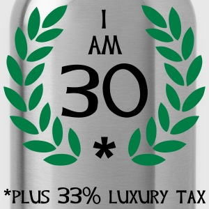 40 - 30 plus tax T-Shirts - Water Bottle