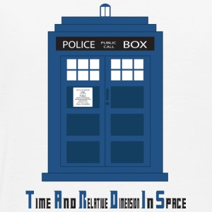 Tardis Other - Men's Premium T-Shirt